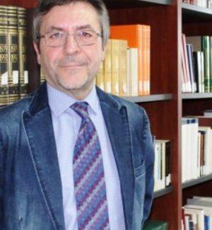 Vincenzo Caruso, soprintendente ai Beni culturali di Caltanissetta ed ex direttore del museo Pirandello di Agrigento