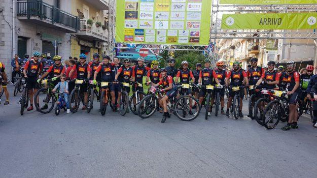 ASD BAARIA, campionato regionale mbs, mountanin bike, Panormus Bike Team, Alessandro Migliore, Giusy Guagliardito, Trapani, Sport