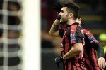 Milan 'folle' con il Dudelange, prima va sotto e poi dilaga 5-2