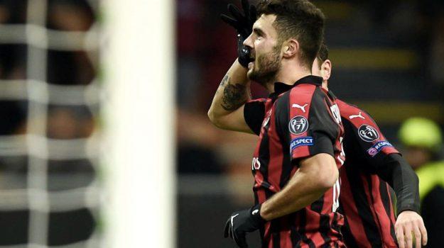 Dudelange, europa league, Milan, Milan-Dudelange, risultato Milan-Dudelange, Rino Gattuso, Sicilia, Sport