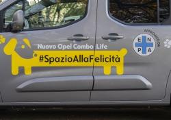 Opel al fianco dell?Enpa con Combo Life Per Lovers