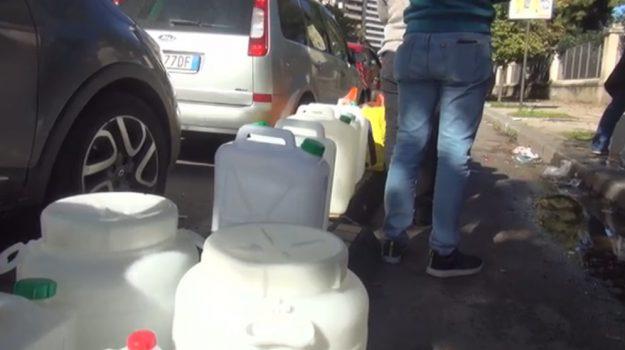 acqua a Palermo, Palermo, Cronaca