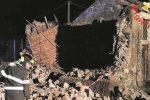 Adrano, si fa la conta dei danni dopo il terremoto: Protezione civile all'opera
