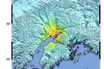 Forte scossa terremoto in Alaska, allarme tsunami