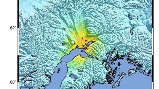 alaska, allarme tsunami, terremoto, Sicilia, Mondo