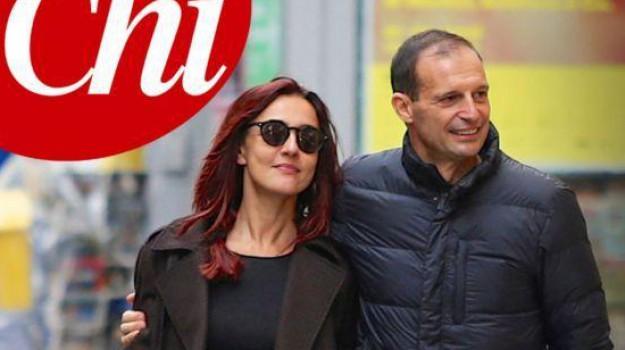 Gossip, Ambra Angiolini e Massimiliano Allegri sposi a giugno