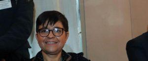 L'assessore Bernadette Grasso