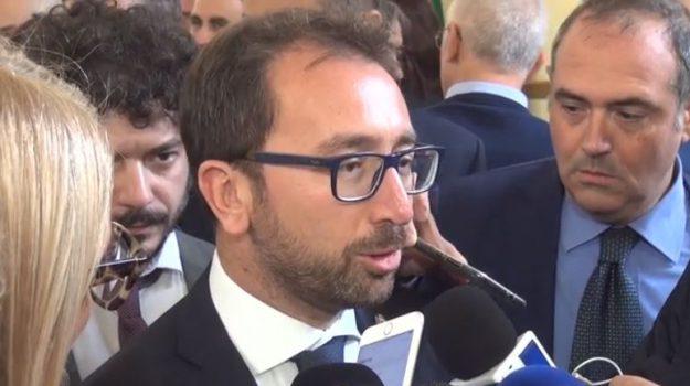 prescrizione, Alfonso Bonafede, Sicilia, Politica
