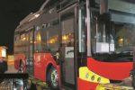 Ambiente, arrivati a Messina i primi otto autobus elettrici
