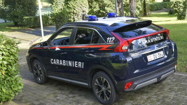 carabinieri, furto trapani, ladri, Trapani, Cronaca