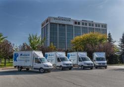 Vw, 20 veicoli commerciali allestiti consegnati a Locauto
