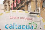 Vietato a Caltanissetta bere l'acqua dei rubinetti: rilevati valori fuori soglia