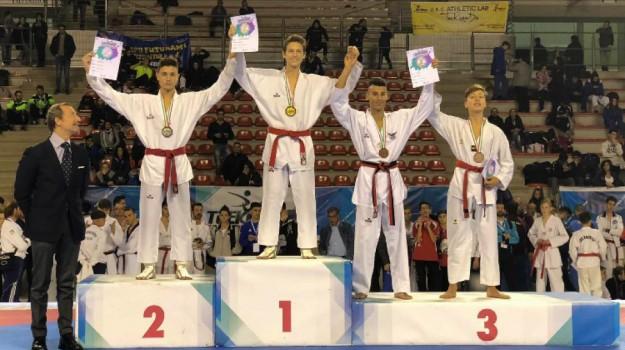 campionati italiani taekwondo, Massimo Giordano, Palermo, Sport