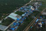 Due campi per migranti a Campobello di Mazara e Castelvetrano: ma uno dei due è abusivo