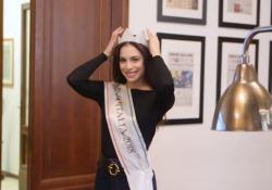 La 26enne marchigiana traccia un bilancio delle prime settimane da Miss tra gioia, fatica e nuovi progetti