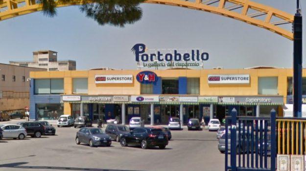 ammortizzatori sociali, centro commerciale Portobello, commercio, Giuseppe Ferdico, Palermo, Economia