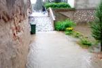 Maltempo a Palermo, allagamenti ai Rotoli: le immagini del cimitero