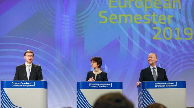 commissione europea, Manovra Ue, Sicilia, Politica