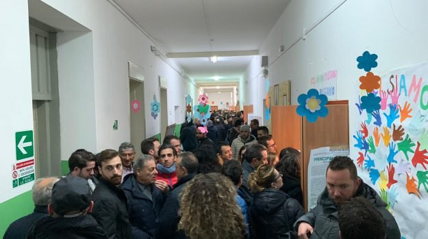 Cittadini al voto a Corleone
