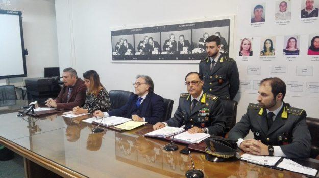 appalti, guardia di finanza, mafia, Enna, Cronaca