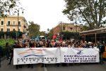 Affido condiviso, in 200 in piazza a Palermo contro il ddl Pillon