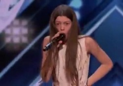 Courtney Hadwin, è stata la protagonista con la sua voce incredibile di «America's Got Talent 2018»