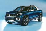 Volkswagen Tarok pick-up 5 posti in Brasile sfida Fiat Toro