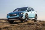 Subaru sceglie Los Angeles per debutto del Crosstrek Hybrid