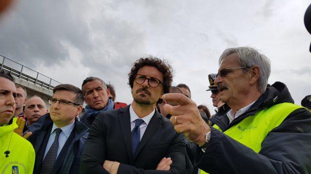 commissario viabilità sicilia, viabilità sicilia, Danilo Toninelli, Sicilia, Politica