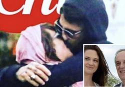 Il regista commenta su Radio 2 la love story della figlia