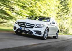 Mercedes rivoluziona mondo ibride con Classe E de EQ Power