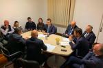 """Di Maio a Palermo incontra i lavoratori: """"Presto avranno l'aiuto che meritano"""""""