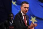Manovra: Di Maio, accordo con Ue senza tradire italiani