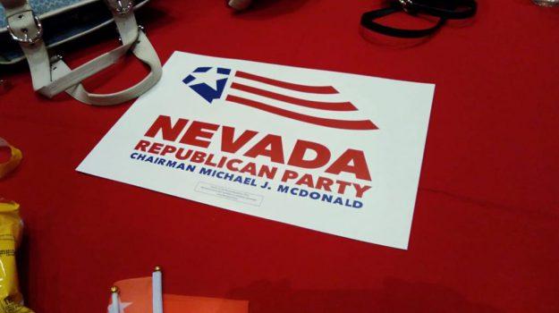 Elezioni midterm negli Usa, le foto del party repubblicano a Las Vegas