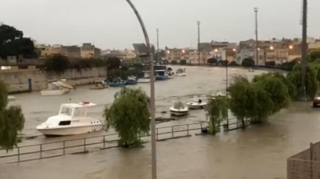 dragaggio fiume mazaro, Nello Musumeci, Trapani, Politica