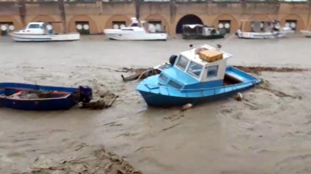 esonda fiume mazara, maltempo mazara, Trapani, Cronaca