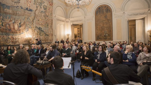 Fondazione Whitaker, Villa Malfitano eventi, Palermo, Cultura