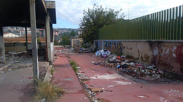 ex scuola capponi recupero, Catania, Cronaca