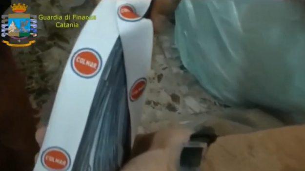 contraffazione a Catania, fabbrica prodotti contraffatti a Catania, Catania, Cronaca