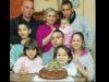 La famiglia di Giuseppe Romano
