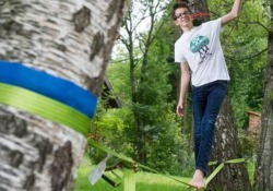 Felix Finkbeiner, il ragazzo da mille miliardi di alberi all'International Forum on Food & Nutrition