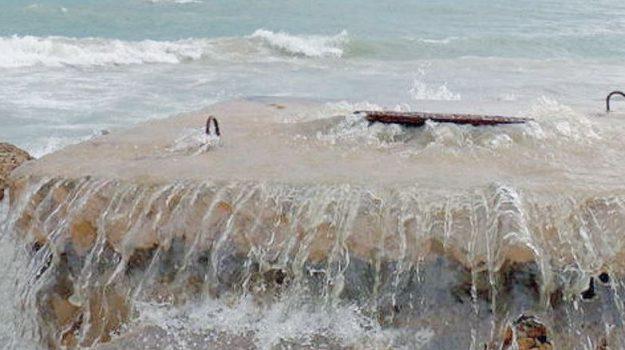 acque bianche fognatura agrigento, Agrigento, Cronaca