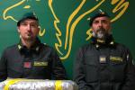 Fermati al casello di San Gregorio di Catania con a bordo 42 chili di marijuana: due arresti