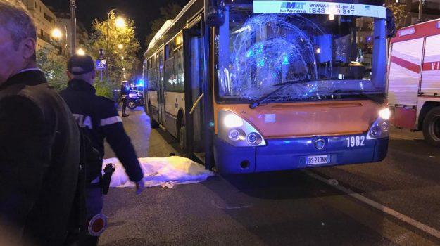 incidente via libertà palermo, Palermo, Cronaca