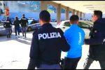 Mettono a segno quattro rapine in un supermercato a Palermo, presi due rapinatori