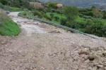 Maltempo, frana tra Bisacquino e Corleone: fango e massi sull'asfalto, strada interrotta