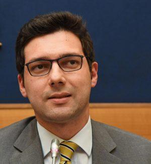 Francesco D'Uva, eletto alla Camera