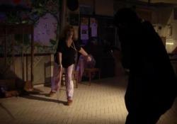La cantante protagonista in una puntata della nuova stagione dell'«Ispettore Coliandro», la serie di Rai2 con Giampaolo Morelli in onda ogni mercoledì per 4 puntate