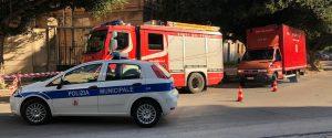 Fuga di gas a Palermo, controlli in piazza Castelnuovo e piazza Amendola