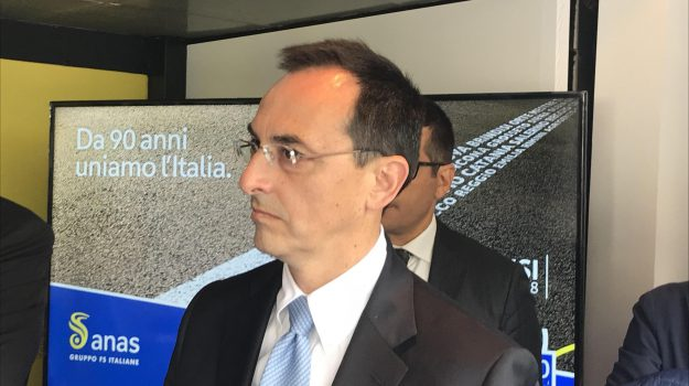 anas, dimissioni ad anas, Sicilia, Economia